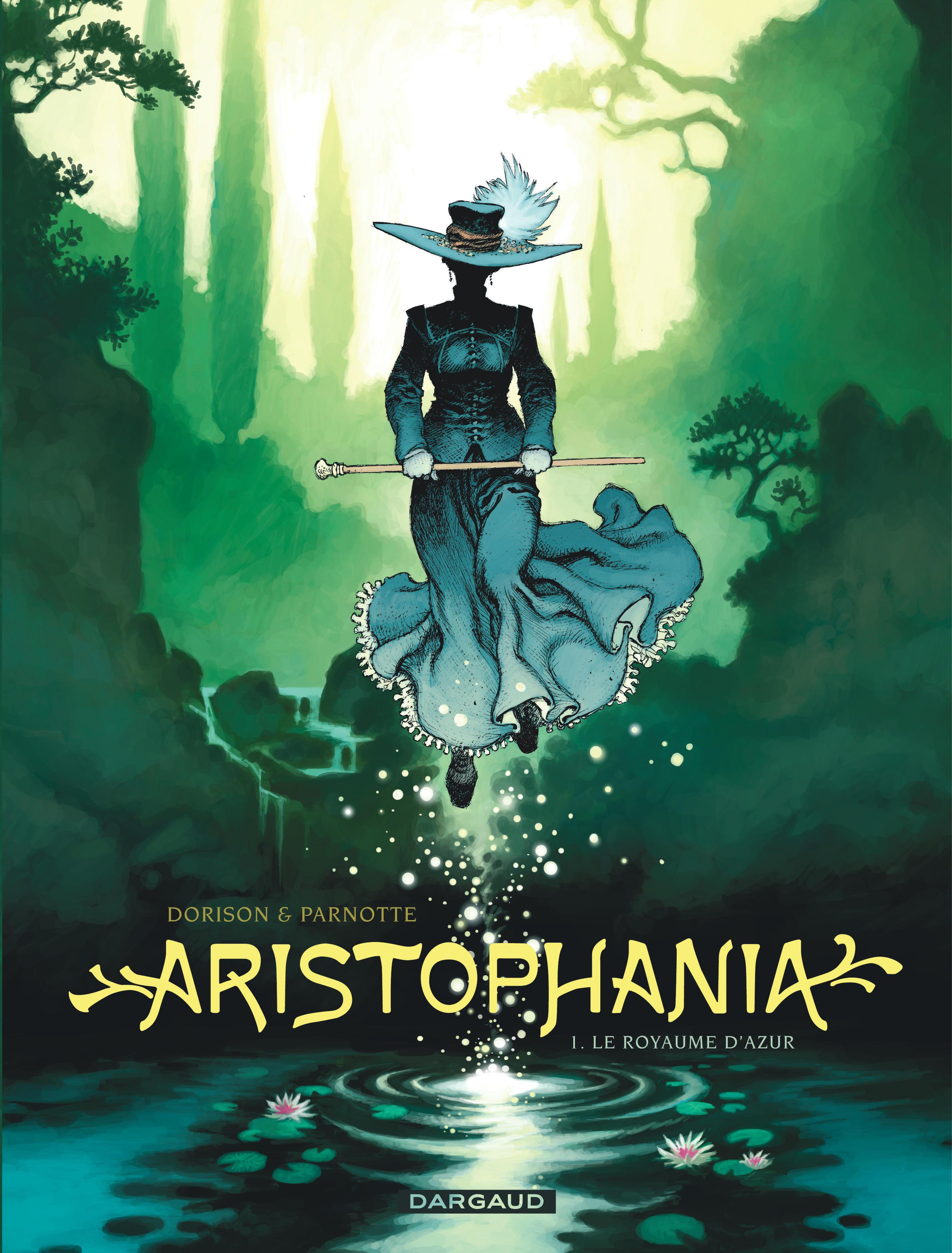 Aristophania: bataille magique & lutte sociale