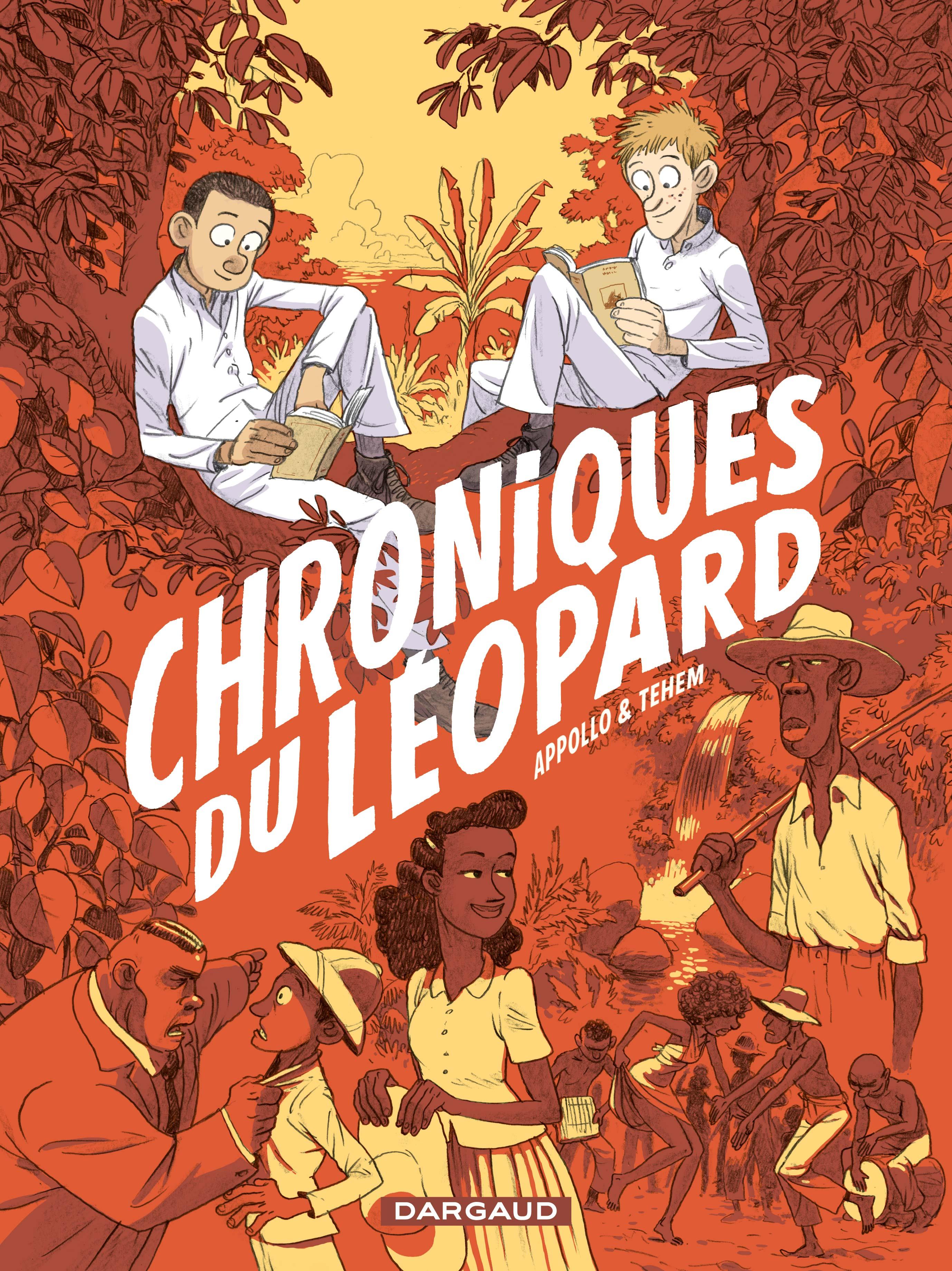 Chroniques du Léopard : du chien et du panache!