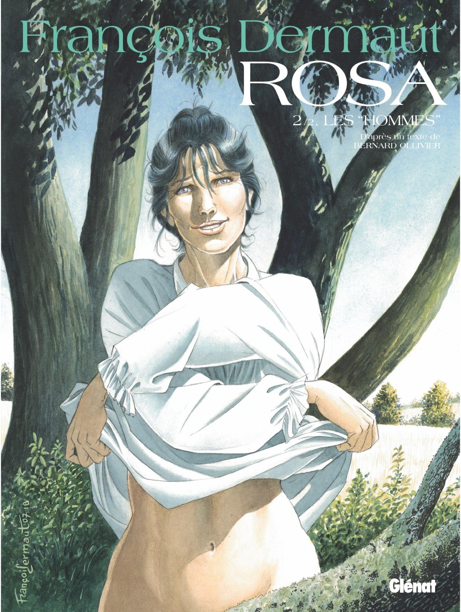 Rosa, portrait d'une femme émancipée